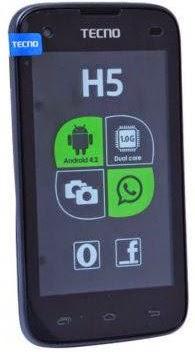 Tecno H5 - Full specs and price of tecno h5 in Nigeria