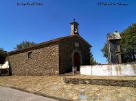 La capella del Pedró amb el Pedró de la Dolorosa