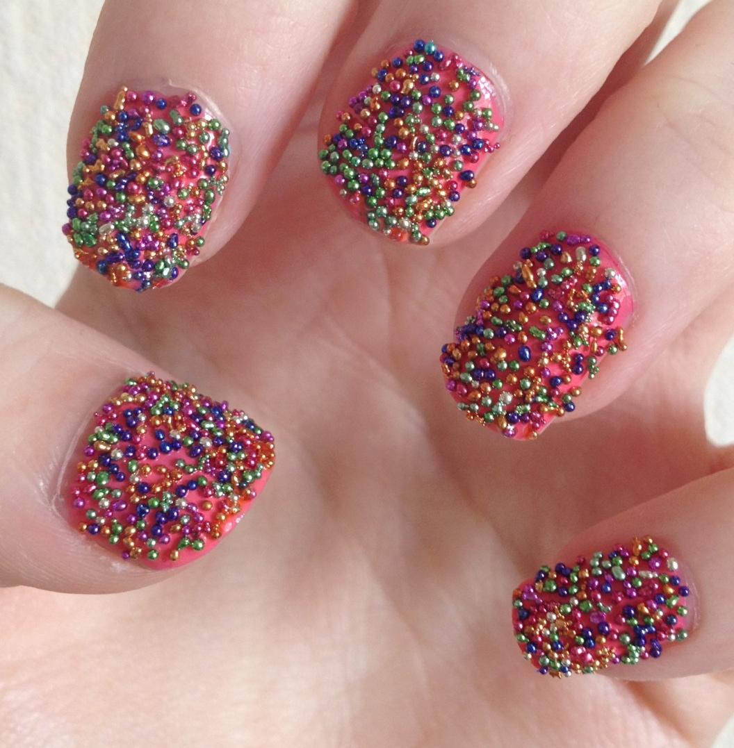 Ciate Caviar Nails: Coleyyyful: A Beauty & Fashion Blog: Ciate Caviar Manicure