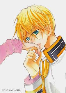 Imagem colorida do Conde Tomeka - Shoujo Lovers - Notícias e Informações sobre Animes e Mangás de Shoujo e Josei