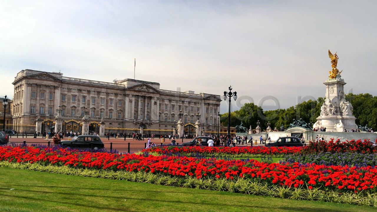 Buckingham Palace The Most Beautiful Palace In The World