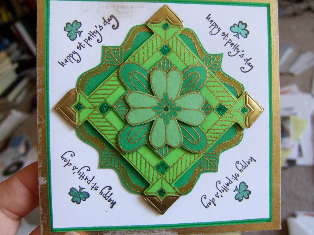 St Patrick Days crafts