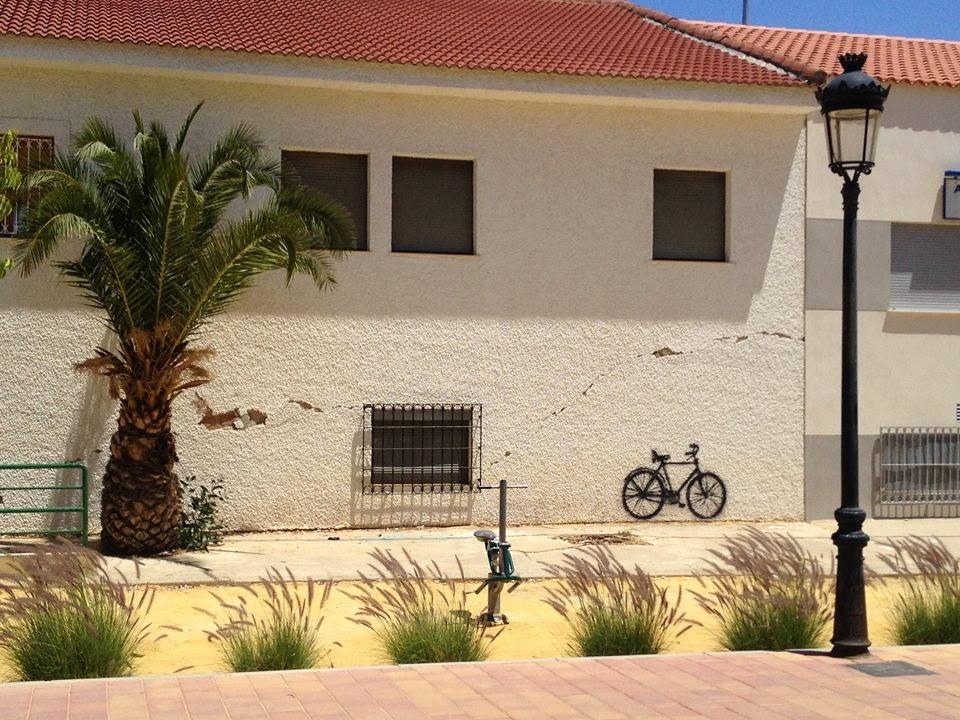 Bicicletas de Rosario Lorca en bici salamanca bici