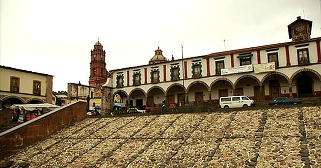 Tlalpujahua, Michoacán