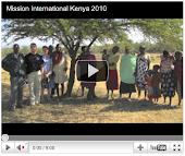 Kenya Team 2010