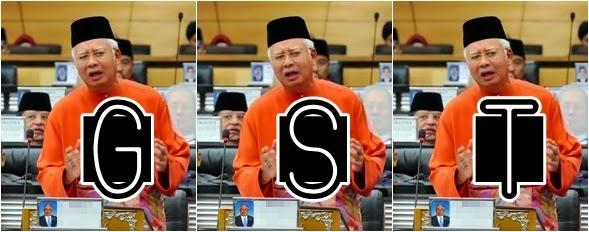 Fenomena GST Malaysia Cukai Kontroversi