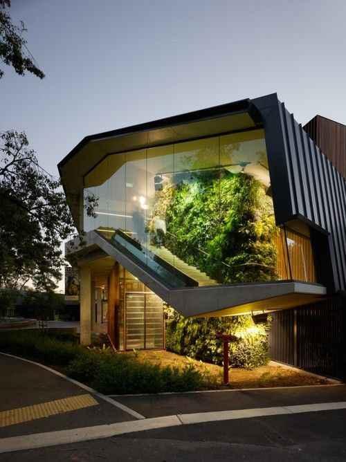 Desain Inspirasi Contoh Fasad Rumah Minimalis