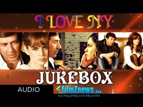 I Love New Year Full Audio Songs ★ Jukebox ★ Sunny Deol