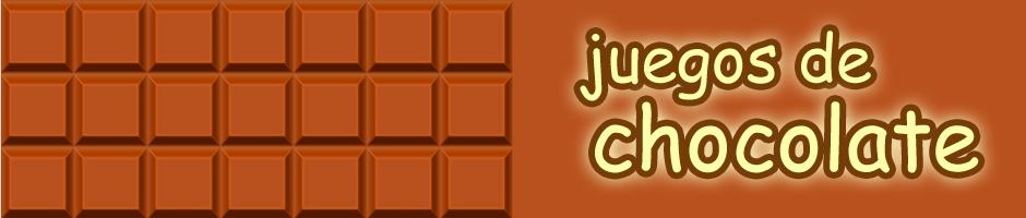 juegos de chocolate