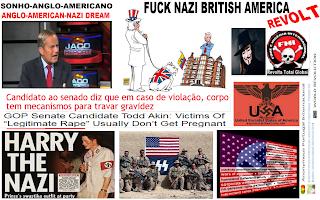 America NAZI, America, NAZI, Político, Senado, EUA, America, NAZI, Estados Unidos, Inglaterra, Americano, Mulher, Defesa, Video, Entrevista, TV, KTVI-TV a Todd Akin; Foto, Prince Harry The NAZI