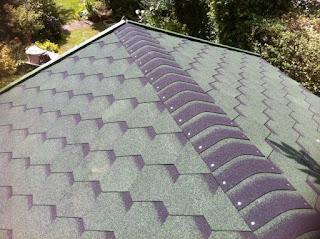 bitumen roof shingles