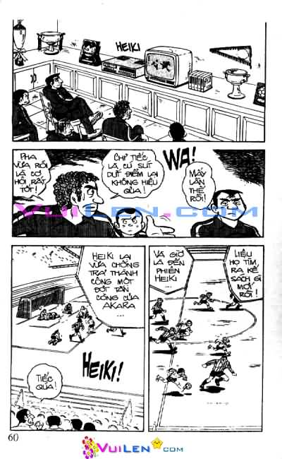 Jindodinho - Đường Dẫn Đến Khung Thành III  Tập 9 page 60 Congtruyen24h
