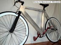 Ronin : Sepeda Masa Depan Yang Lentur, Ringan dan Kuat