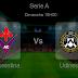 Pronostic Fiorentina - Udinese : Serie A