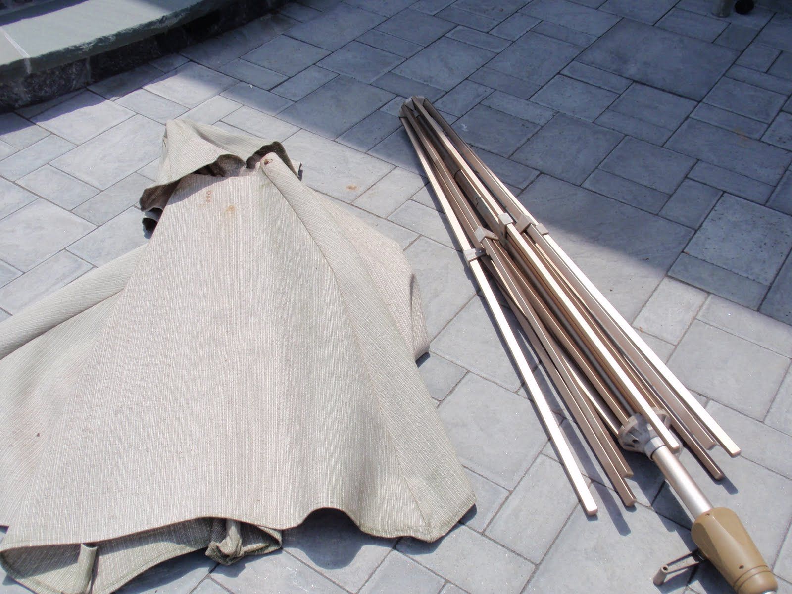 Awesome How To Clean Your Patio Umbrella