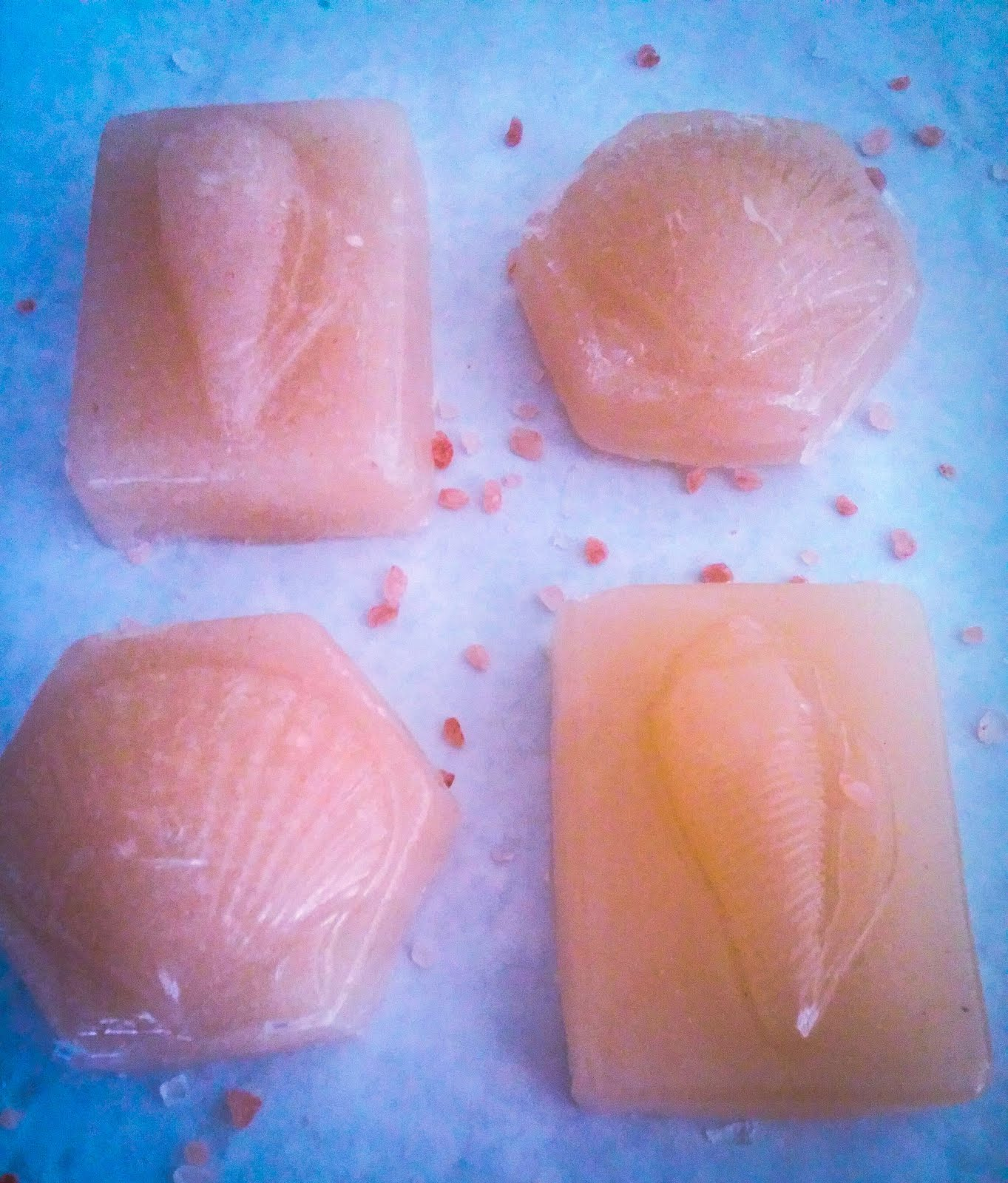 Pink Himalayan Sea Salt Bath Bars