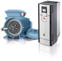 ABB's synchronous reluctance motor