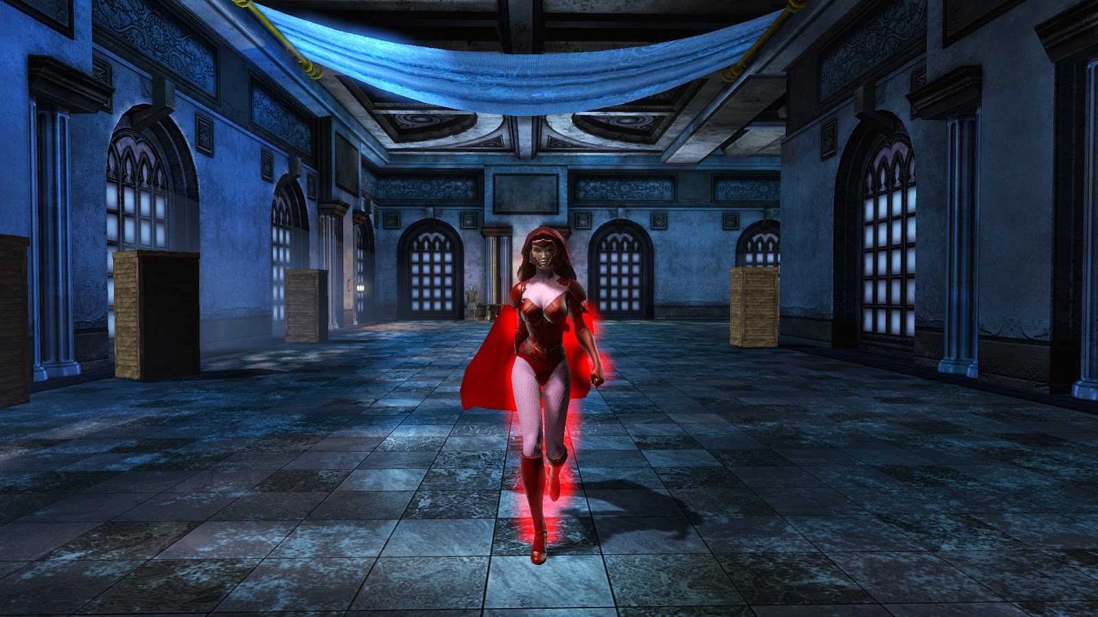 Marvel Universe Online Scarlet Witch