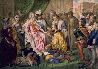 reyes católicos y colon