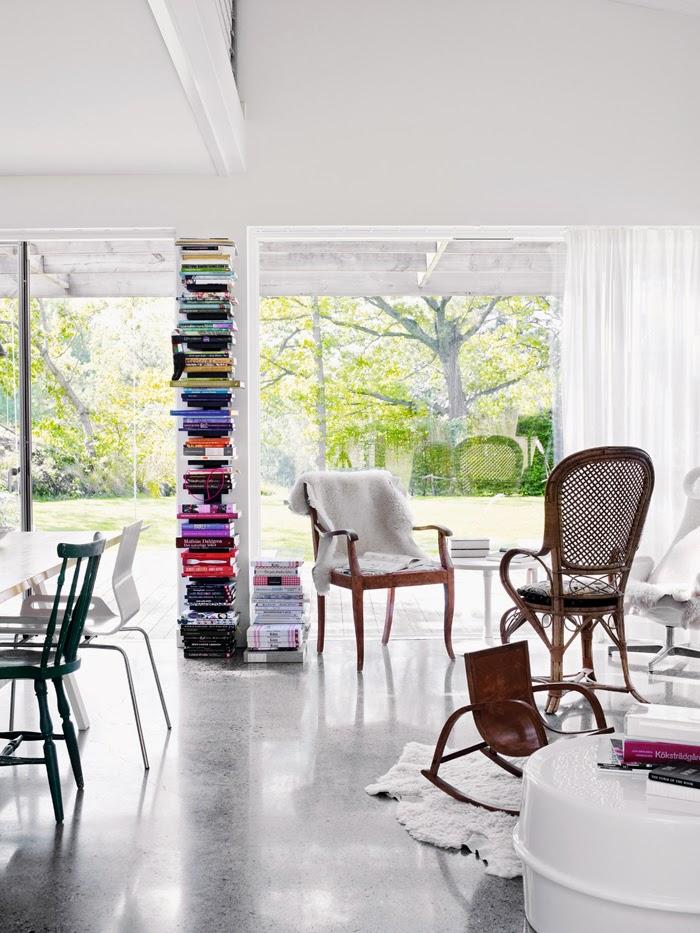 Biblioteczka, na antresoli, Home library, domowa, na książki, przechowywanie, jak przechowywać, regały, czytelnia,