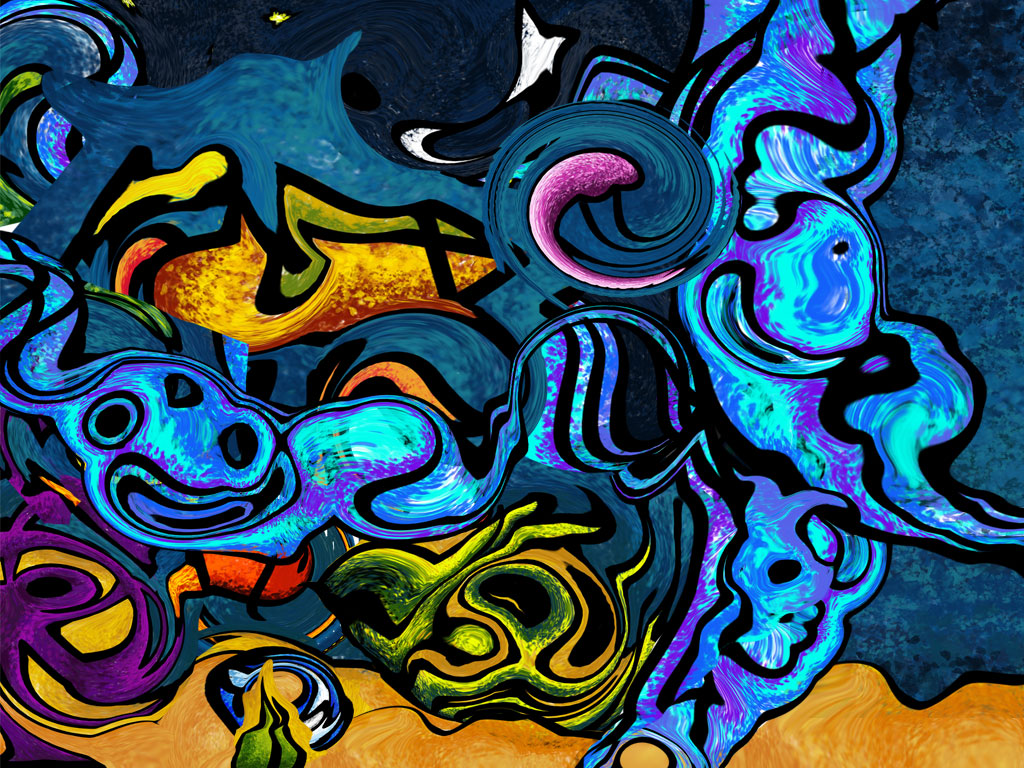 abstract art backgrounds - photo #20