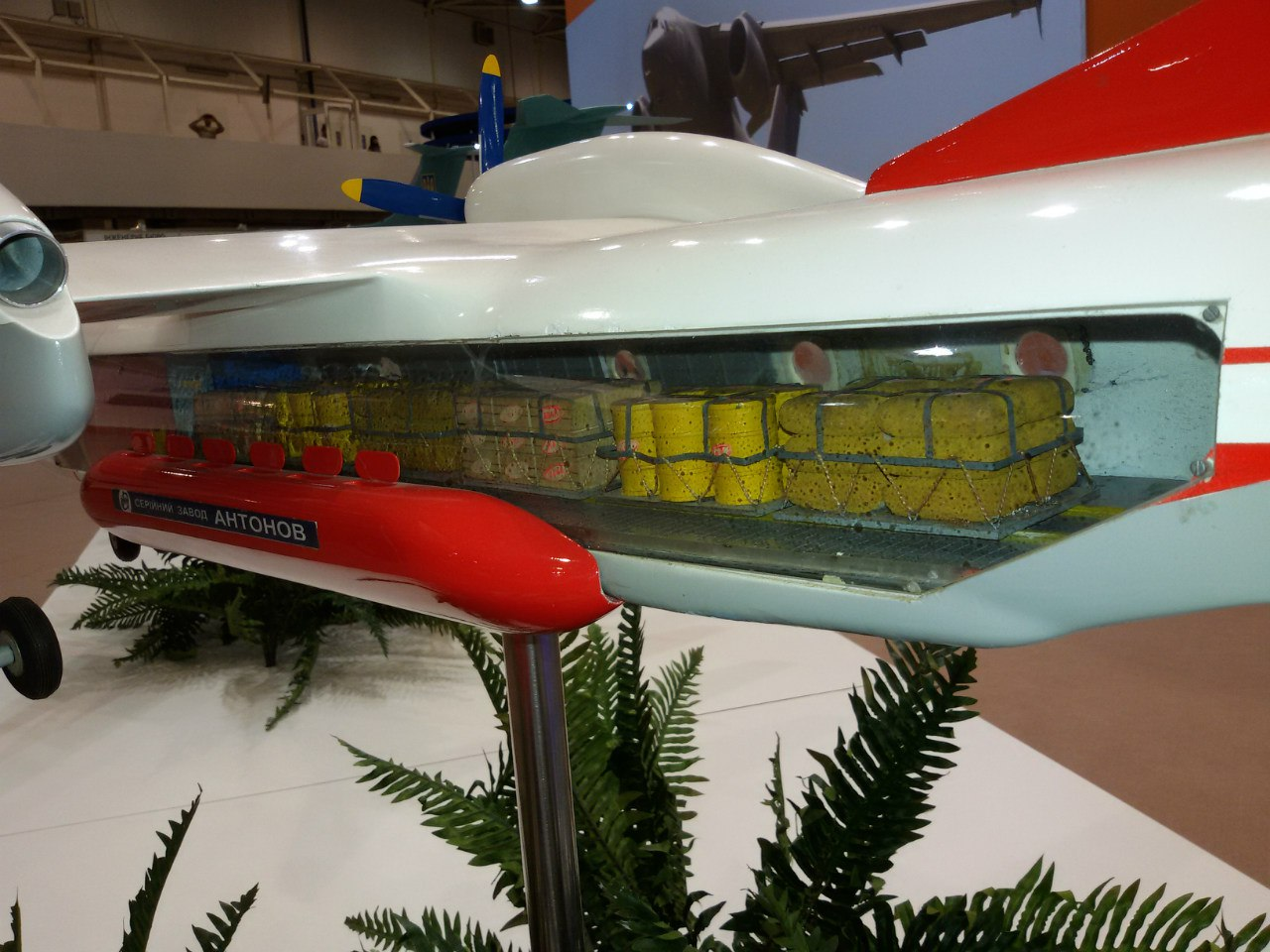 Антонов Ан-32П