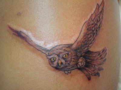 Owl Tattoos Designs Pictures and Ideas