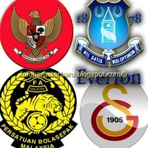 Jadwal Turnamen Java Cup | Galatasaray, Everton, Malaysia dan Indonesia