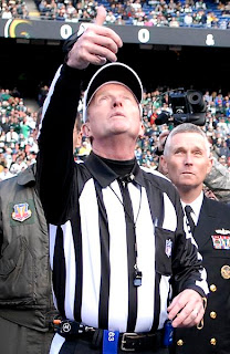 NFL football Big Ten Referee