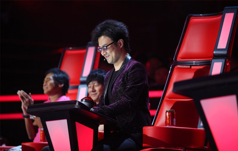 Voice of China Season 4 Episode 6 - Wang Feng's Team, From 16 to 5