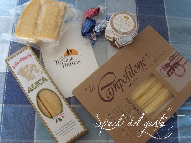 specialità enogastronomiche italiane