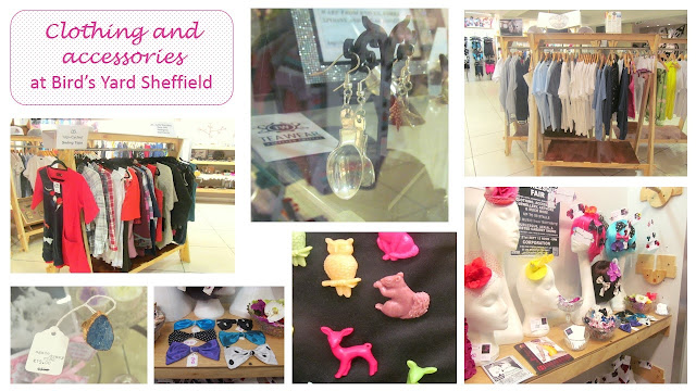 clothing and accessories bird's yard sheffield