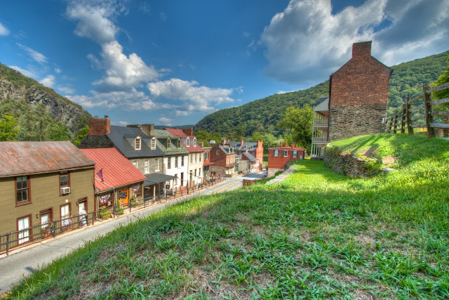 Harpers Ferry Wv 25425