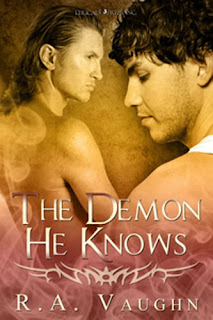 Review: The Demon He Knows by: R.A. Vaughn