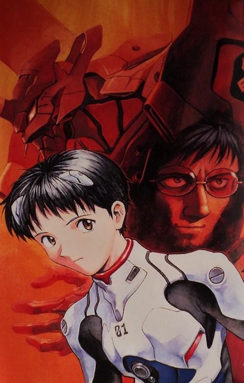 Descargar Evangelion Manga Completo Tomos 14/14 [15-52Mb] [Mega] Sin categoría