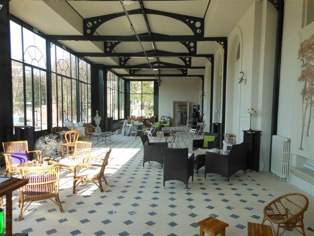 Hotel De Ville Chatou Restaurant