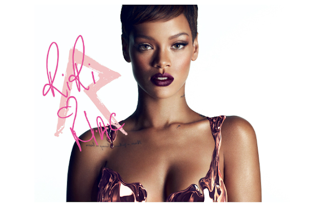 MAC RiRi Hearts MAC Fall Collection 2013