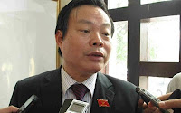 Ông Phùng Quốc Hiển, Chủ nhiệm Ủy ban Tài chính - Ngân sách của Quốc hội