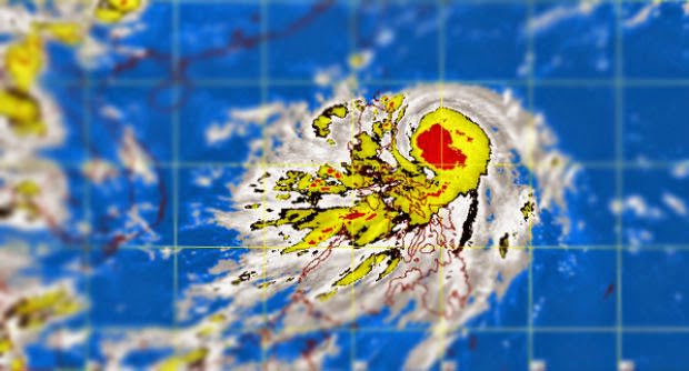 Typhoon Luis Threatens NCR and Parts of Luzon Flood
