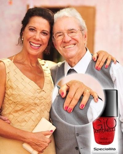 """Cores e marcas dos esmaltes da novela """"Flor do Caribe"""""""