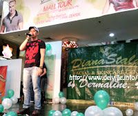 Diana Stalder: 15th Year Anniversary Mall Tour with Daiana Menezes and Tibo of PBB 4