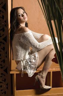 Joanna Alexandra for Popular World Magazine 2012