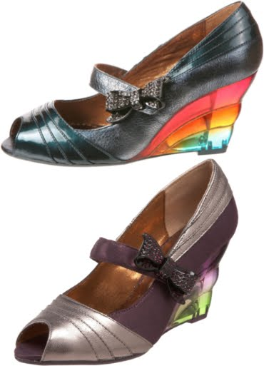 Woman Shoes Removable Heel