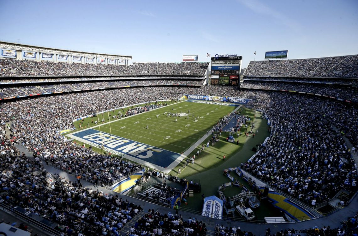 Were Out Of Time — So Says Chargers Stadium Spokesman  KPBS