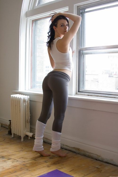 Teen Yoga Pants Gallery
