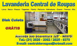 Lavandeira Central de Roupas