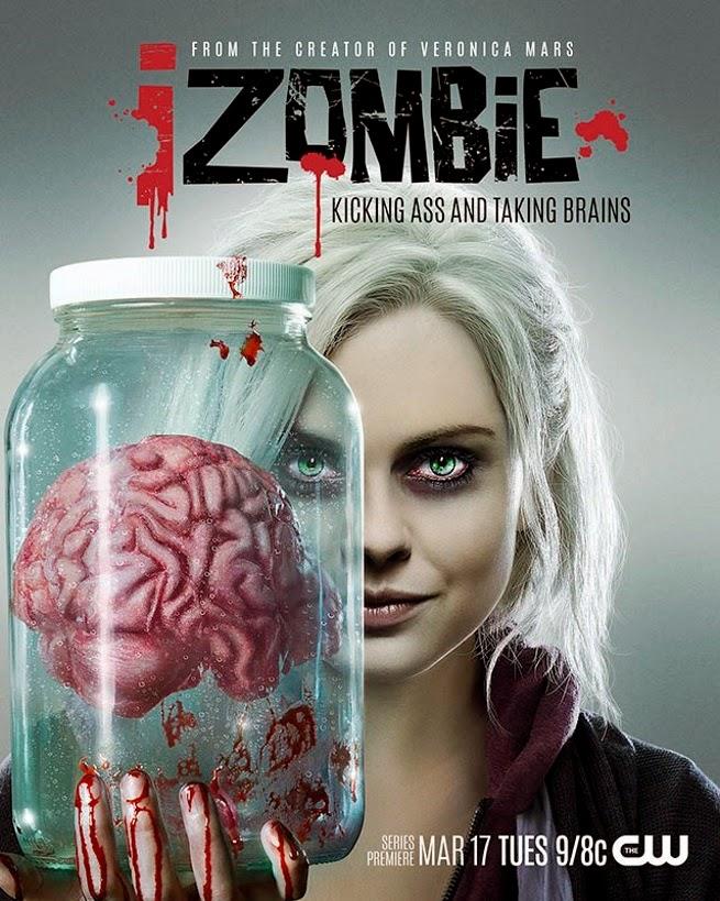 Assistir IZombie 1x05 - Flight of the Living Dead Online
