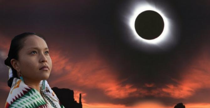 Γιατί οι Ναβάχο λένε ότι ΔΕΝ θα παρακολουθήσουν την έκλειψη ηλίου