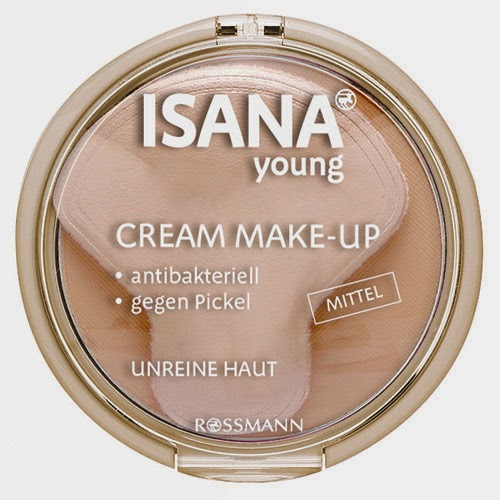 Rossmann Isana young