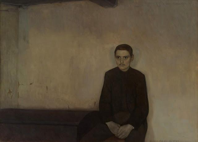 Og i hans øjne så jeg døden af Ejnar Nielsen (1897)